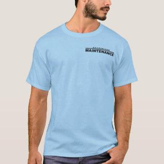承認された維持 Tシャツ
