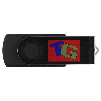 技術のギークのフラッシュドライブ USBフラッシュドライブ