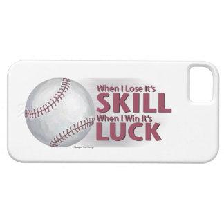 技術の勝利運の野球を失って下さい iPhone SE/5/5s ケース