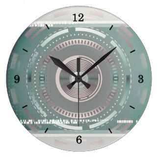 技術の柱時計 ラージ壁時計