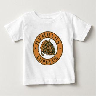 技術ビールのためのHumulusのlupulusのホツプ ベビーTシャツ