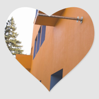 技術博物館の側面図、サンノゼ、カリフォルニア ハートシール