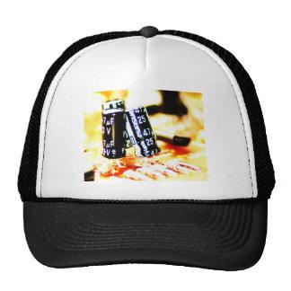 技術 帽子