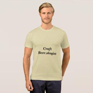 技術Beer.ologistのTシャツ Tシャツ