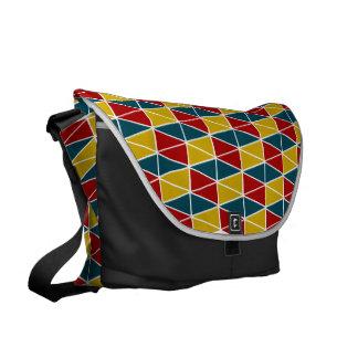 技術Colorey/大きいメッセンジャーバッグの外プリント メッセンジャーバッグ