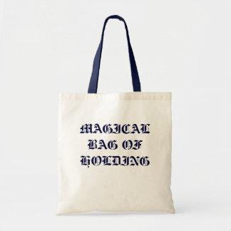 把握の魔法のバッグ トートバッグ