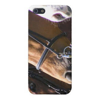 抑制された馬 iPhone 5 COVER