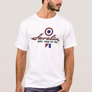 投げ槍のTシャツ Tシャツ