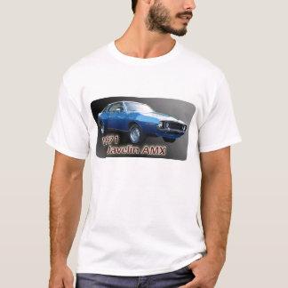 投げ槍AMX Tシャツ