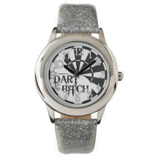 投げ矢の腕時計 腕時計