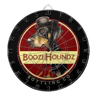 投げ矢板- BoozeHoundz ダーツボード