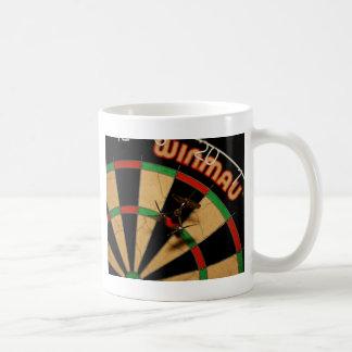 投げ矢 コーヒーマグカップ