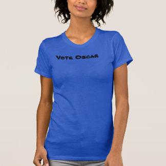 投票オスカーのベストの上 Tシャツ