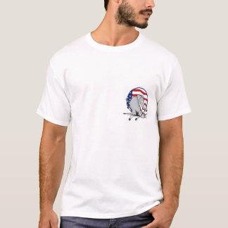投票オバマ。 彼はすべての57の状態に行ったことがあります Tシャツ