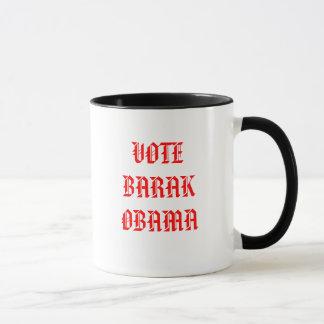 投票バラクオバマ マグカップ