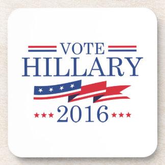 投票ヒラリー2016年 コースター