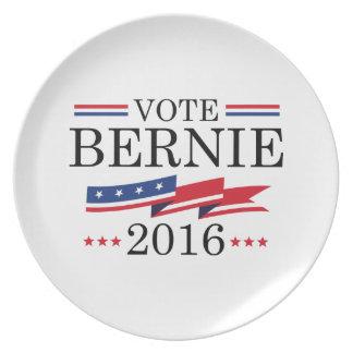 投票ベルニーの研摩機2016年 プレート