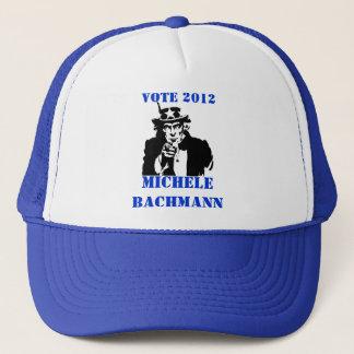 投票ミケーレBACHMANN 2012年 キャップ