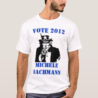 投票ミケーレBACHMANN 2012年 Tシャツ