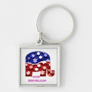 投票共和党員Keychain キーホルダー