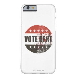 投票凹みのステッカー BARELY THERE iPhone 6 ケース
