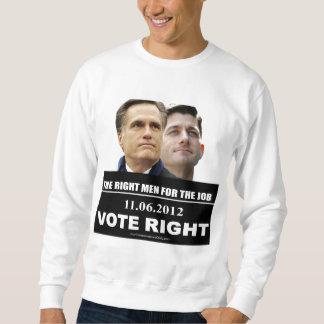 投票権利2012年 スウェットシャツ
