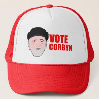 投票Corbynの帽子の帽子 キャップ