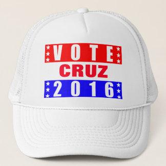 投票Cruz 2016年の大統領選挙 キャップ