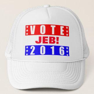 投票Jeb 2016年の大統領選挙 キャップ