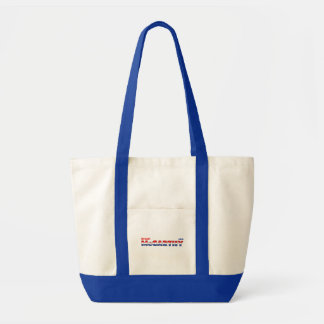 投票McCarthy 2010の選挙赤い白くおよび青 トートバッグ