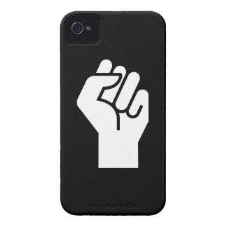 抗議のピクトグラムのiphone 4ケース Case-Mate iPhone 4 ケース