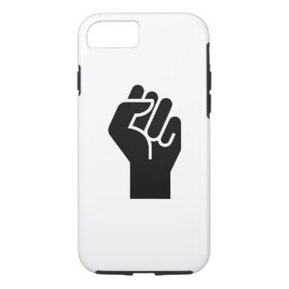抗議のピクトグラムのiPhone 7の場合 iPhone 8/7ケース