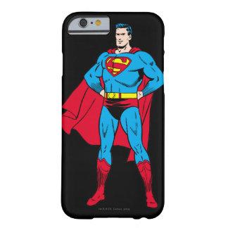 折られるスーパーマンの腕 BARELY THERE iPhone 6 ケース