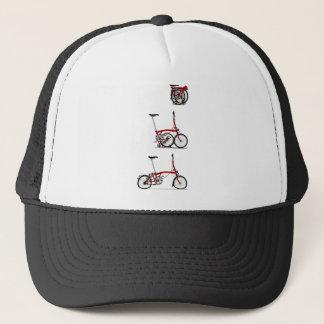 折るバイク キャップ