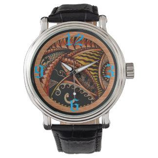 折衷的なオセアニア2 腕時計