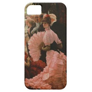 披露宴または、L'Ambitieuse (政治女性) c iPhone SE/5/5s ケース