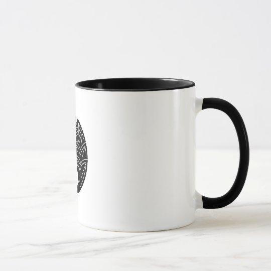 抱き茗荷 マグカップ