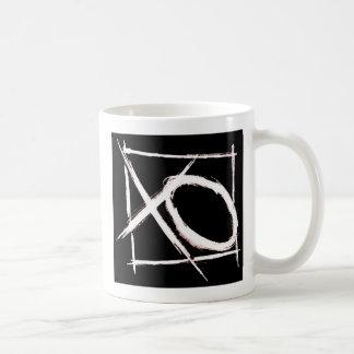 抱擁およびキスの常連 コーヒーマグカップ