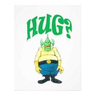 抱擁か。 レターヘッド