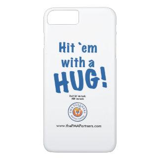 抱擁との衝突` em! 場合とiPhone7 iPhone 8 Plus/7 Plusケース