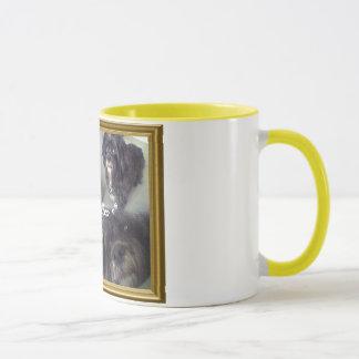 抱擁のマグ マグカップ