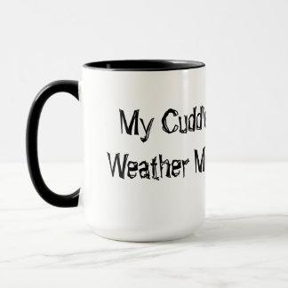 抱擁の天候 マグカップ