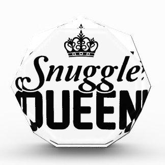 抱擁の女王 表彰盾