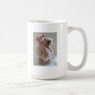 抱擁の相棒 コーヒーマグカップ