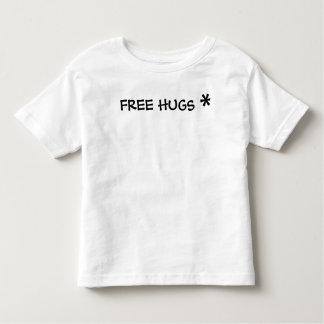 抱擁を解放して下さい トドラーTシャツ