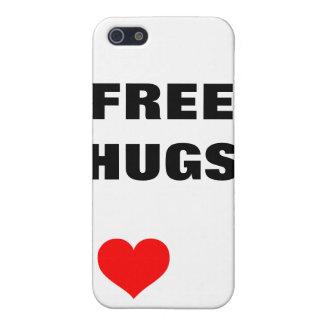 抱擁を解放して下さい! iPhone 5 COVER