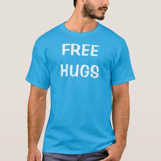 抱擁を解放して下さい Tシャツ