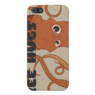 抱擁イカのiphone 4ケースを放して下さい iPhone 5 ケース