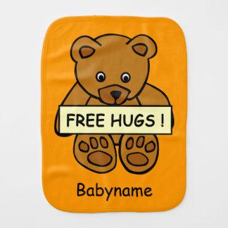 抱擁テディのカスタムのバープクロスを放して下さい バープクロス