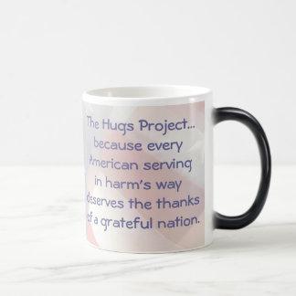 抱擁プロジェクト マジックマグカップ